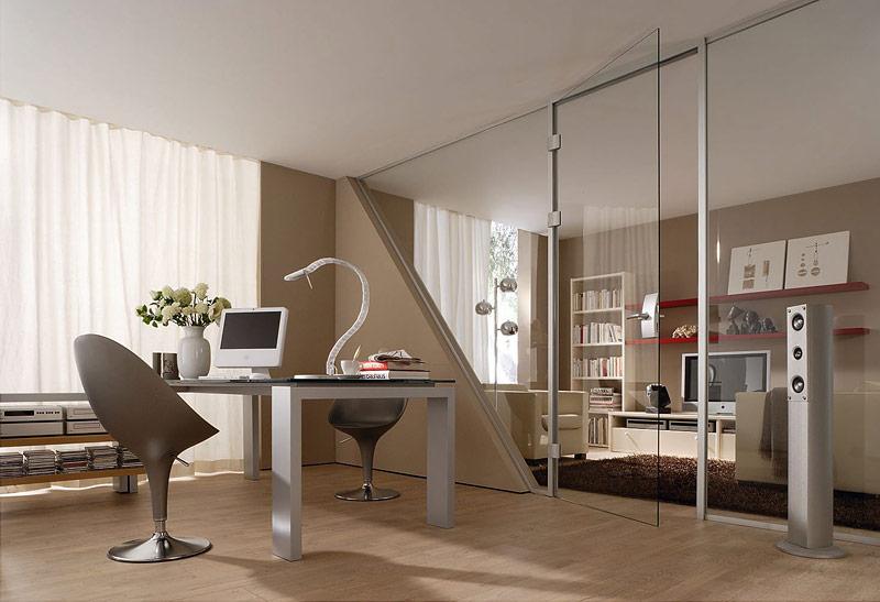 Glaswände, Glasportale, Exklusive Lösungen.