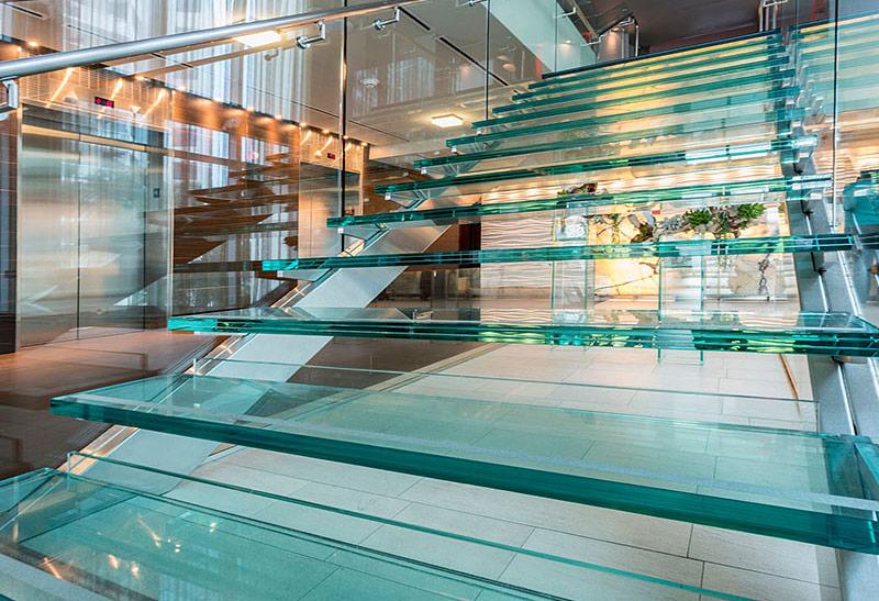 Wie Sollten Sie Sich Glastreppe Wählen?