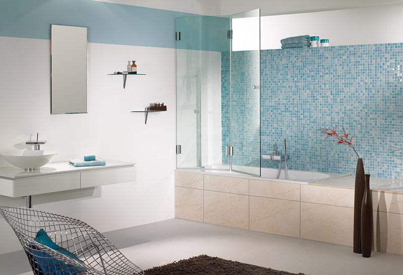 Duschkabinen Sind Ein Neues Erlebnis Des Duschens.