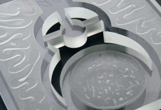 CNC Süveg Ablonálás