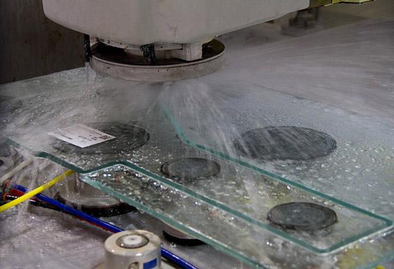 Egyedi CNC Megmunkált üvegek